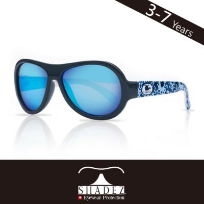瑞士SHADEZ 兒童太陽眼鏡SHZ-42(年齡3-7)--深藍迷彩