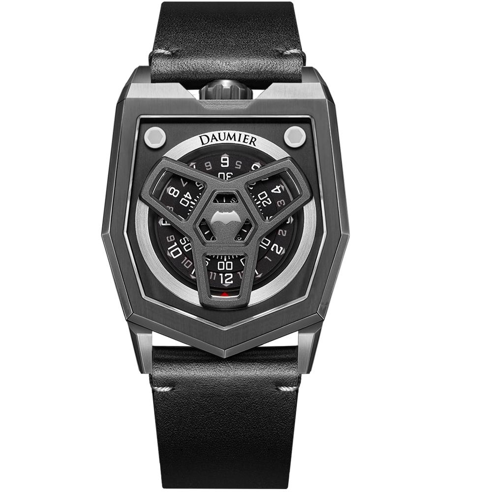 瑞士丹瑪DAUMIER正義聯盟DEVIA系列限量腕錶-蝙蝠俠