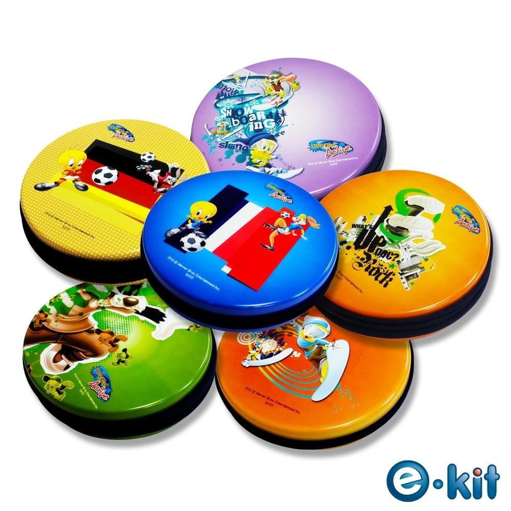 華納卡通正版授權CD/DVD 24片裝《台灣製》收納包CD盒