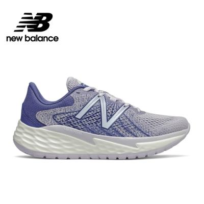 【New Balance】輕量跑鞋_女性_粉紫_WVARECR1-D楦