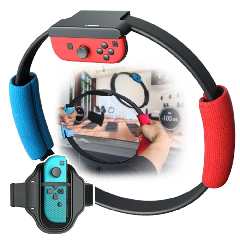 Nintendo任天堂 Switch專用 Ring Con健身環控制器 (副廠)