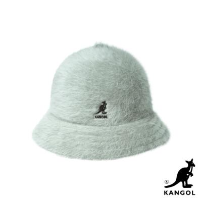 KANGOL-FURGORA鐘型帽-灰綠色