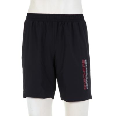 SKECHERS 男短褲 - P319M026-0018