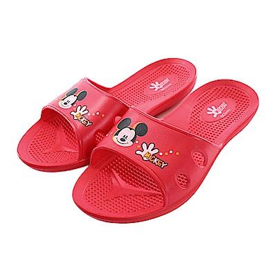 迪士尼米奇軟Q拖鞋 sk0605 魔法Baby