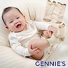 Gennies奇妮-純棉寶寶短襪-3雙入(BE62)