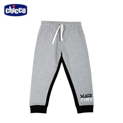 chicco-To Be B-拼接配色休閒束口長褲