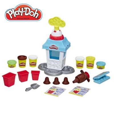 Play-Doh 培樂多-爆米花派對 無毒黏土 創意DIY