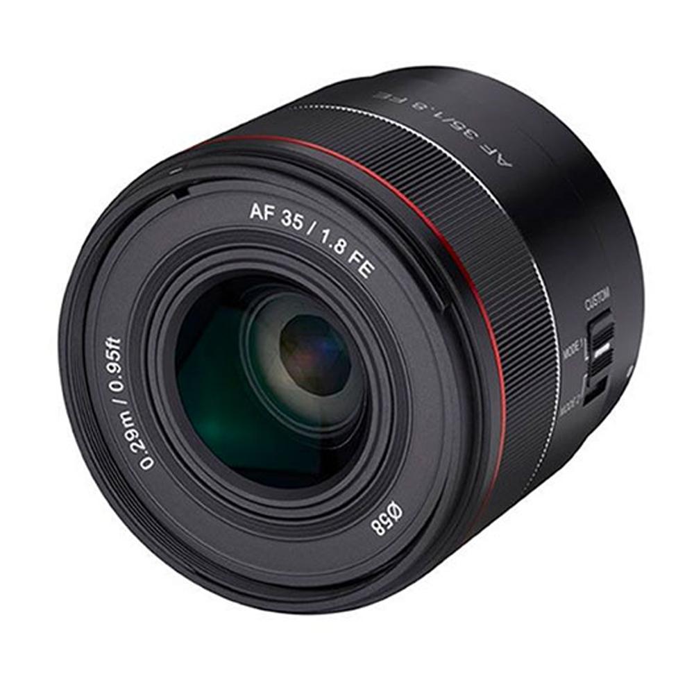 SAMYANG AF 35mm F1.8 FE For SONY 自動對焦(公司貨)