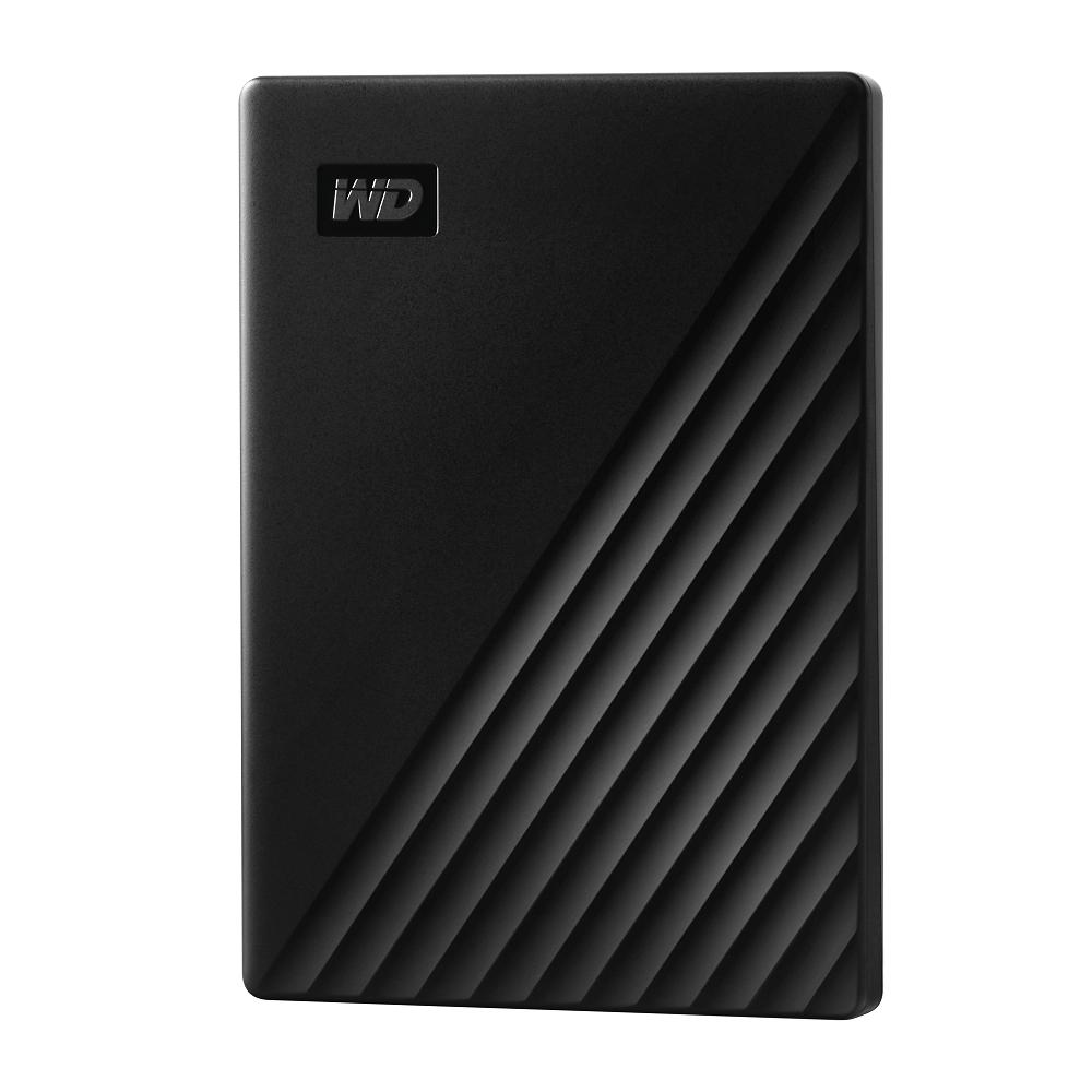 WD My Passport 4TB(黑) 2.5吋行動硬碟