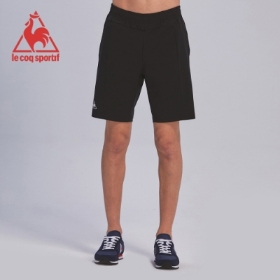 法國公雞牌短褲 LAJ8142299-男-黑