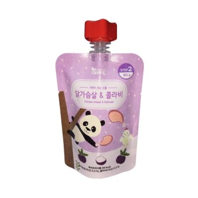 韓國 【EVERTTO】 嬰幼兒即食粥 7M+(雞肉大頭菜、牛肉香菇)
