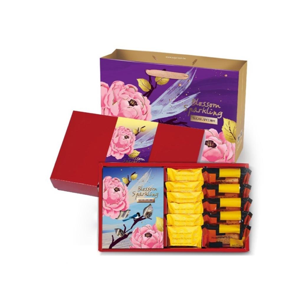糖村 2020牡丹鳳凰禮盒1盒(附紙袋)