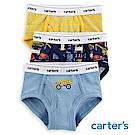 Carter's 工程汽車3件組三角褲