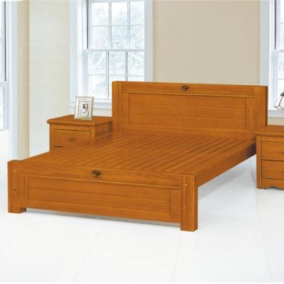 AS-雷納5尺實木床板-160x206x91cm