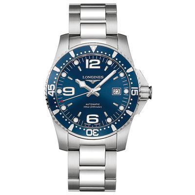 LONGINES 浪琴(L38414966)300米藍面潛水款x44mm