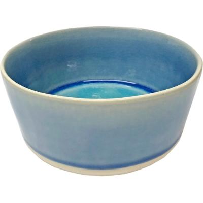 《CreativeTops》裂紋餐碗(松綠13.7cm)