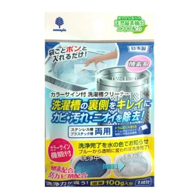 日本 紀陽除蟲菊洗衣槽專用清潔劑(100g)
