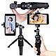 雲騰9928 兩用藍牙自拍桿三腳架 相機/手機用 product thumbnail 2
