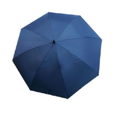 台灣嚴選】藍色RA32051BU超大傘面半自動  馬卡龍高爾夫晴雨傘(傘面外徑150CM)