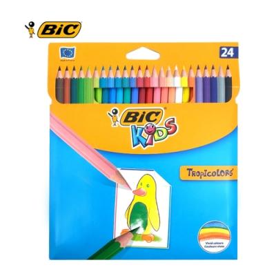 BIC 24色鉛筆