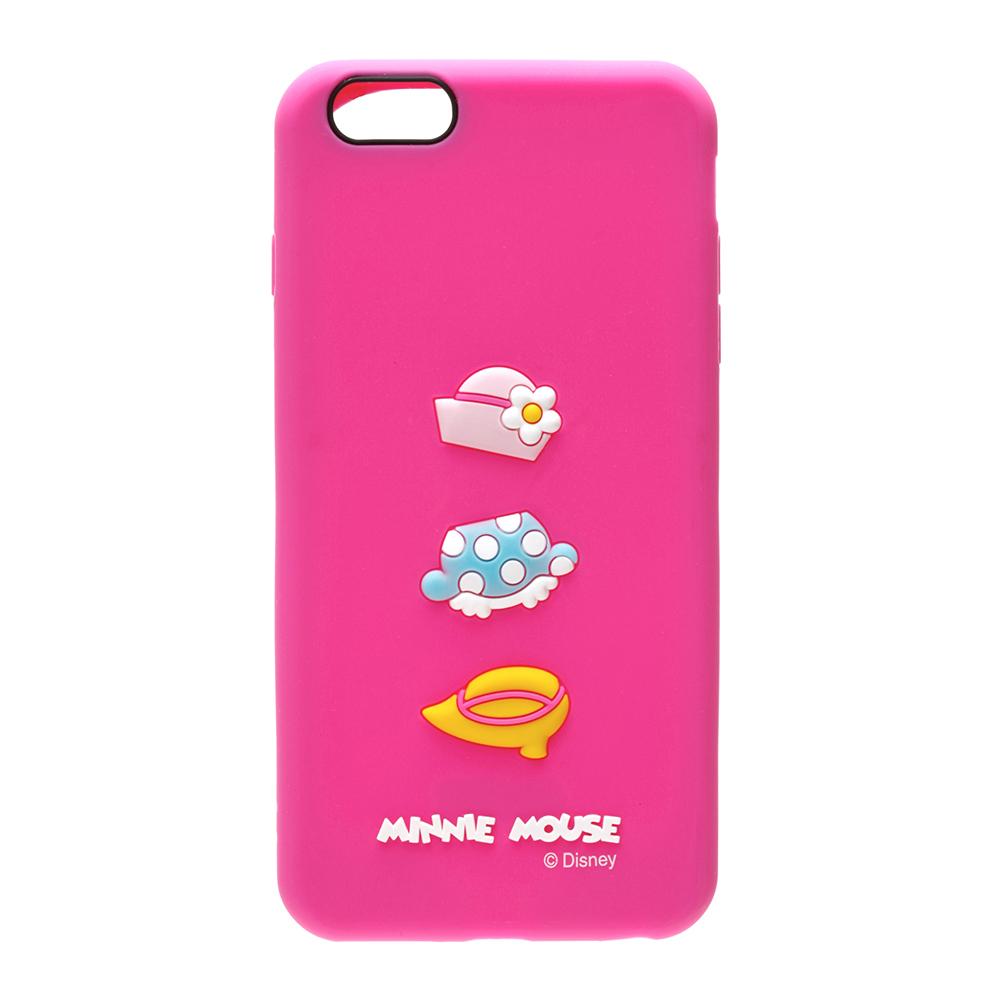 PGA iPhone 6S/6 Plus 5.5吋 迪士尼 米妮 可愛矽膠系列 手機殼