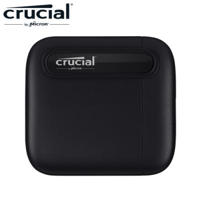 Micron Crucial X6 4TB  外接式SSD 外接固態硬碟