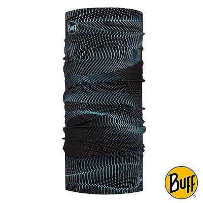 《BUFF》Plus經典頭巾-藍光搖曳 BF117957-999