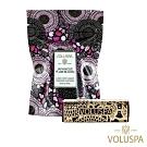 美國香氛VOLUSPA 車用擴香 日式庭園 日本梅花 金屬雕花盒