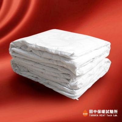 田中保暖 皇后級3kg 手工純長纖蠶絲被  6x7尺 500織純棉表布 冬季 蠶絲附保證書