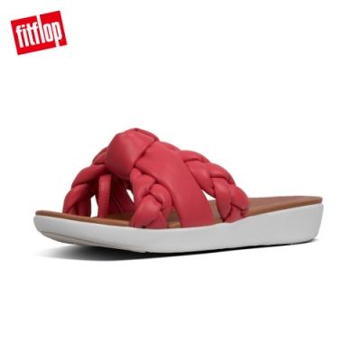 [時時樂] FitFlop BRAID METALLIC  TOE THONGS 編織扭結設計涼拖鞋(共三款)