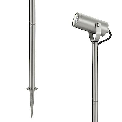 EGLO歐風燈飾 現代銀LED戶外照明燈