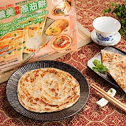 任-義美 香酥蔥油餅(525g/5片/包)