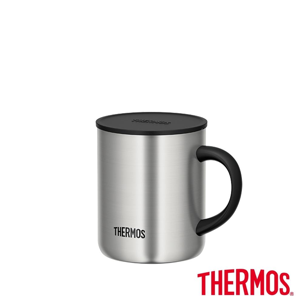 THERMOS膳魔師不鏽鋼真空杯0.35L(JDG-350-S)