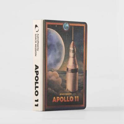 賽先生科學 美國 Astroreality 阿波羅11號登月50周年 AR 筆記本