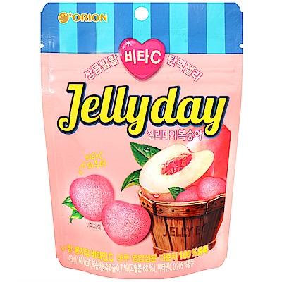ORION JellyDay軟糖-桃子風味(49g)