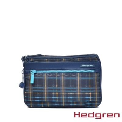 【Hedgren】科技線休閒斜背包 - HIC412  SALLY