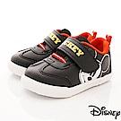 迪士尼童鞋 米奇印花運動款 ON18604黑(小童段)
