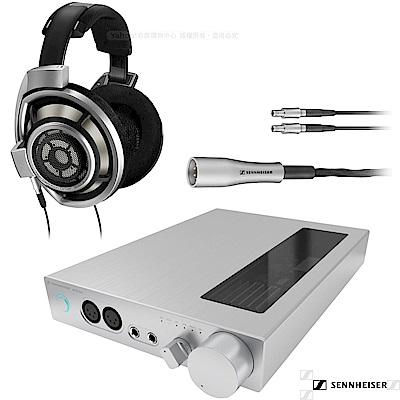 SENNHEISER HD 800 + HDVD 800 耳機擴大器組合