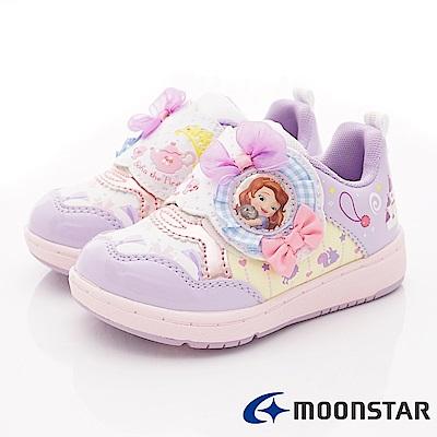 日本Carrot機能童鞋 蘇菲亞聯名款 ON2209紫(中小童段)