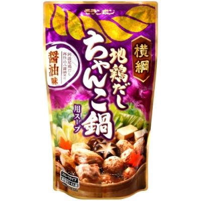 橫綱 橫綱相撲火鍋湯底[地雞醬油風味](750g)