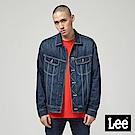 Lee X Marvel聯名牛仔外套-藍