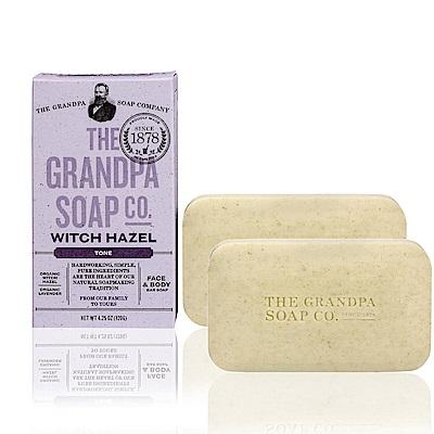 Grandpa 金縷莓薰衣草專業化妝水皂 4.25 oz x2入組(效期2020.02)