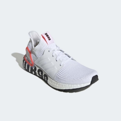 adidas 慢跑鞋 UltraBOOST 19 貝克漢 男鞋
