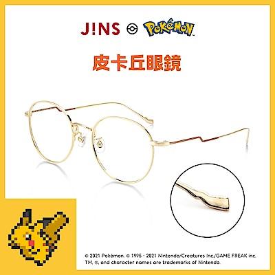 JINS x Pokémon 寶可夢聯名眼鏡-主要角色(皮卡丘/卡比獸/伊布)