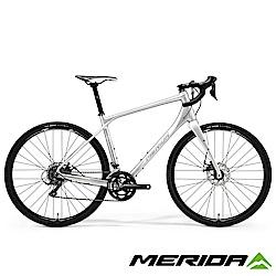 《MERIDA》 美利達 公路車界的登山車 Silex 西利200 銀 2018