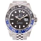 ROLEX 勞力士 GMT 126710BLNR 五株新款黑藍圈x40mm