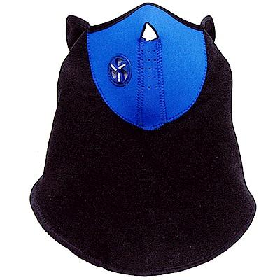 月陽加長透氣型半罩式防塵防風防寒面罩口罩(2746)