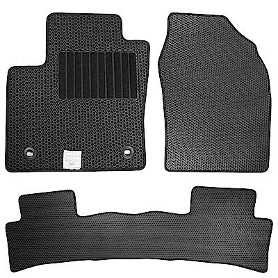 CARBUFF 汽車腳踏墊 Lexus NX (2014~) 適用 / 蜂巢式防水車墊