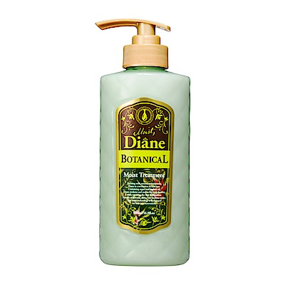 Moist Diane黛絲恩 清透植萃保濕潤髮乳480ml