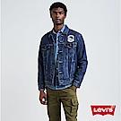 LEVI'S X NBA經典丹寧夾克 金州勇士 - Levis
